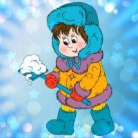 Текст детской песни – Снеговик