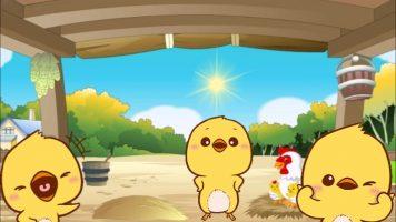Песенка цыплят - песни из мультфильмов