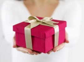 Подарочный этикет - полезные статьи