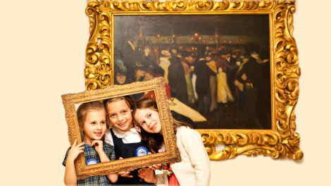 Воспитание культуры у детей