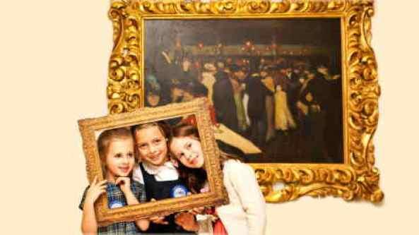 Воспитать культурного ребенка