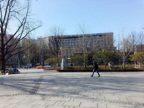 marronnier-park-seoul-dehakyo-molang-korea
