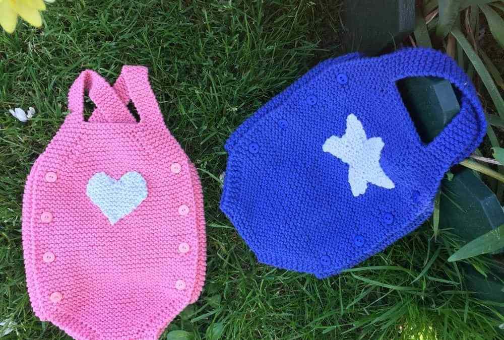 DIY Heart Pattern Dickey