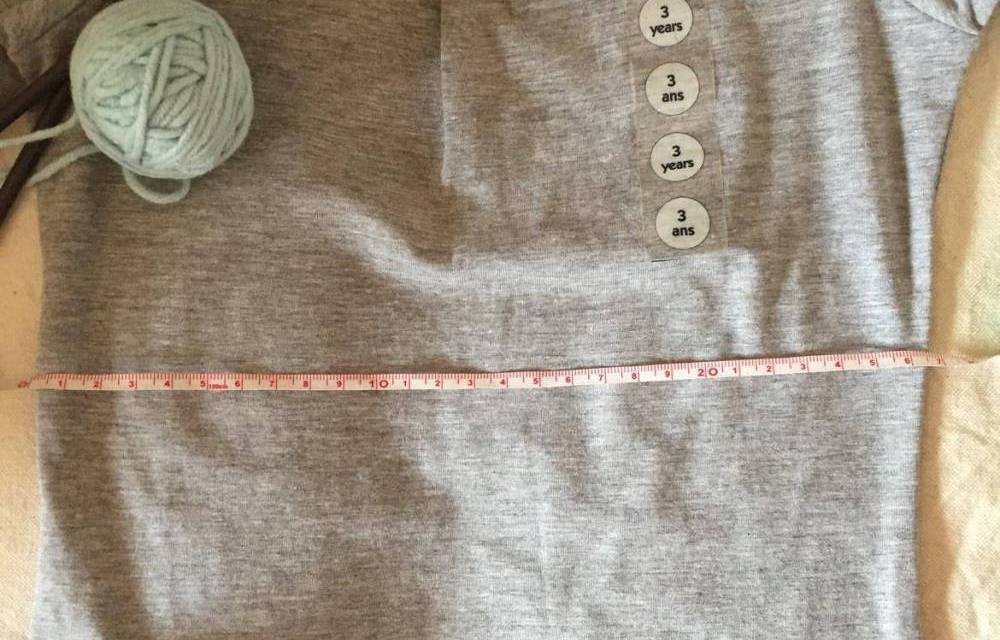 Adapta los patrones DIY a la talla que necesitas