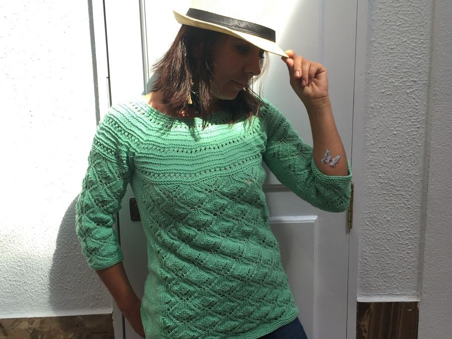 DROPS DESIGN – KNIT JERSEY