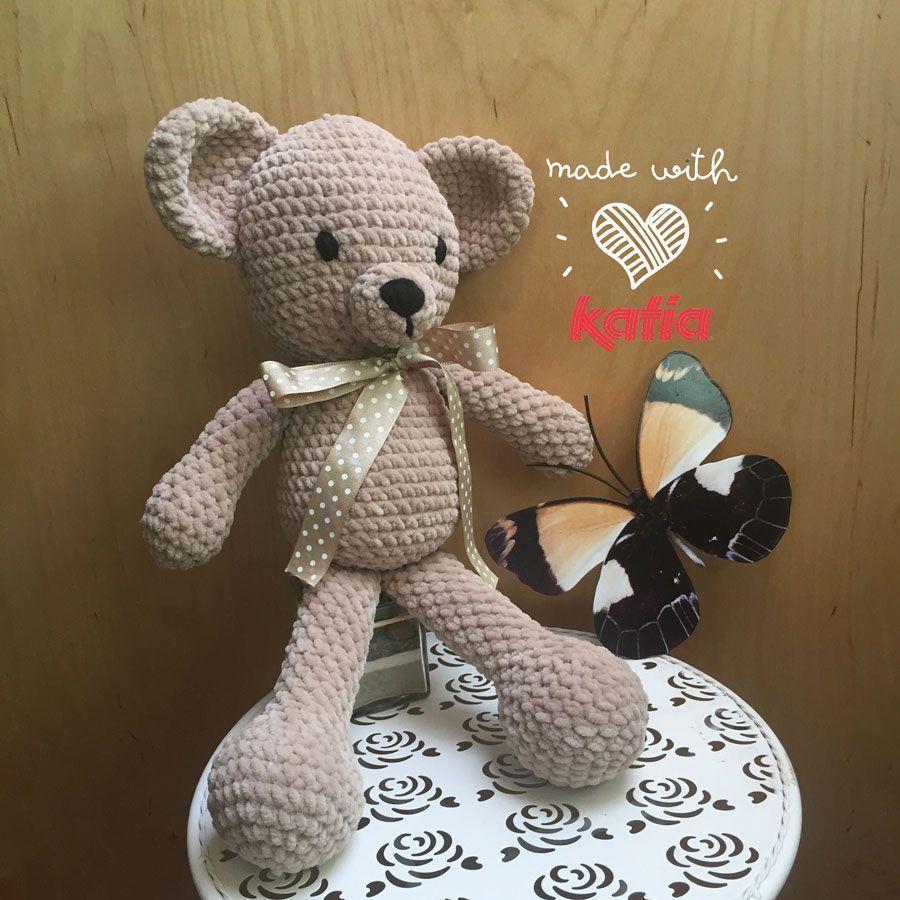 amigurumi pattern bamby bear