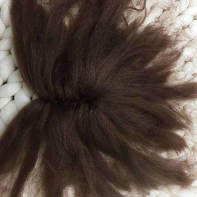 pelo del craneo amigurumi 2