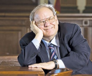 Chief Justice of the Missouri Supreme Court Richard Teitelman.
