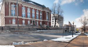 The Missouri Supreme Court building in Jefferson City. File Photo