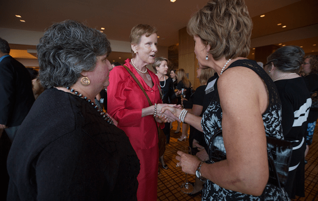 Alice Conway, Sherrill Rosen, Mary Russell