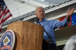 Former Vice President Joe Biden speaks at the Galivants Ferry Stump Galivants Ferry, S.C. AP Photo by Meg Kinnard