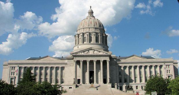 Missouri state capitol (Wikimedia Commons)