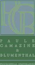 Paule Camazine & Blumenthal