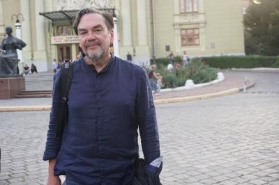 «Ми не склали іспит на державність»: інтерв'ю письменника Юрія Андруховича