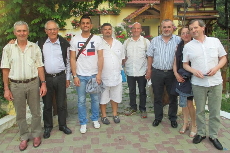 La Moldavie - Moldavie 2015