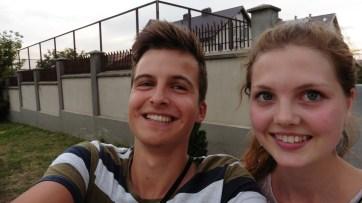 Olga und Julian