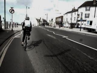 Speeding through Shoreham