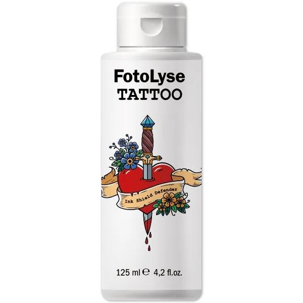 Fotolyse Tattoo 125 ml