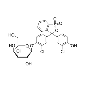 CPRG (Chlorophenol red-β-D-galactopyranoside)