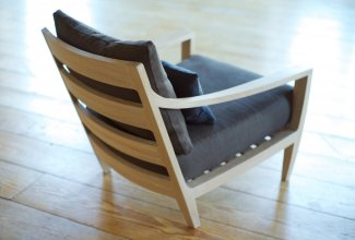 Lounge Chair by Matthew Hilton