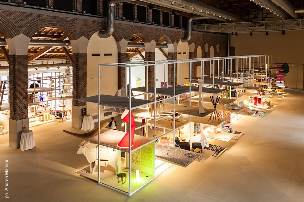 SaloneSatellite - 20 Years of Creativity Exhibition
