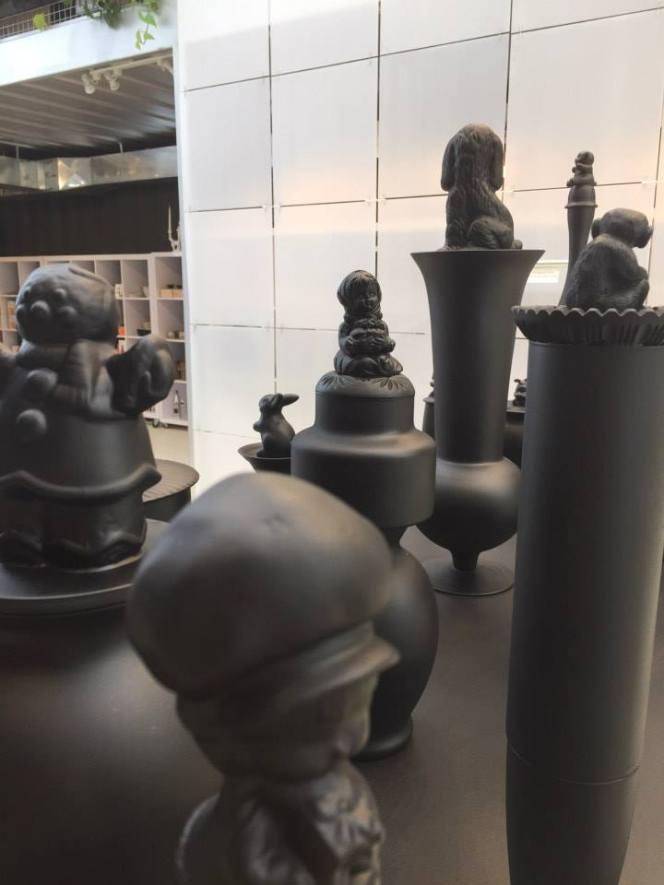 Cheri Ibes, Monumenta Installation