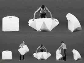 Flux Chair, form
