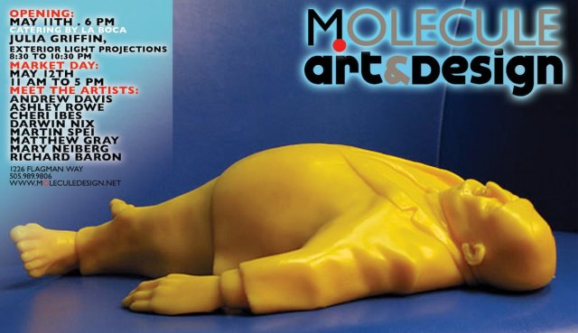 Molecule Art & Design