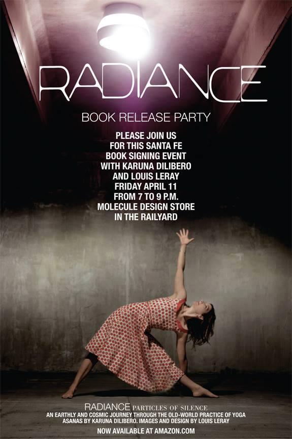2014 Book Signing: RADIANCE @ Molecule