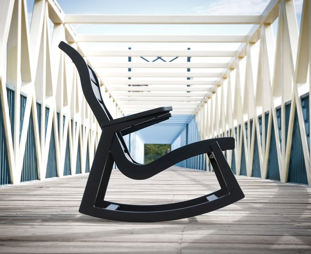 The Rapson Rocker, by Loll-outdoor-molecule design