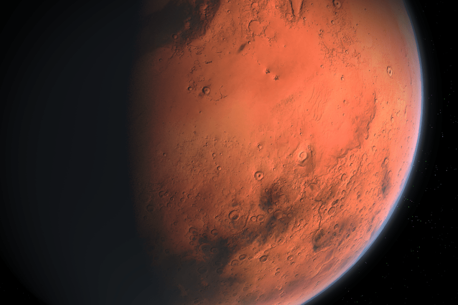 Eyes on Mars: Humanity's Venture in Conquering Space