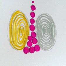 Ink A4, 2016 journal work