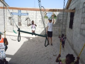 Day 1 - Orphanage