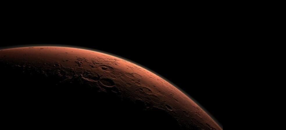 Mars yüzeyinde organik moleküller içeren 3 buçuk milyar yaşında bir kaya bulundu