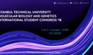 International Istanbul Technical University Molecular Biology and Genetics Student Congress'18