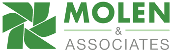 molen and associates logo