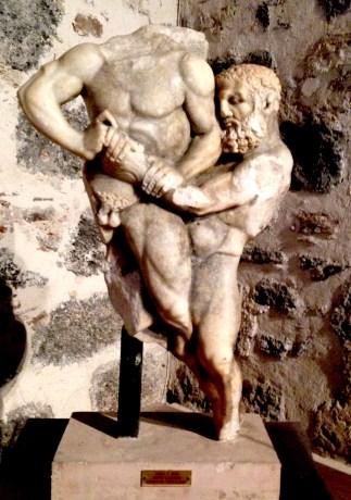 the Labourer, Hercules