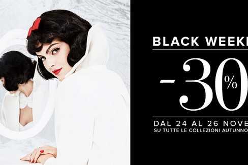 Molfetta Ecco il Black Weekend del Puglia Outlet Village