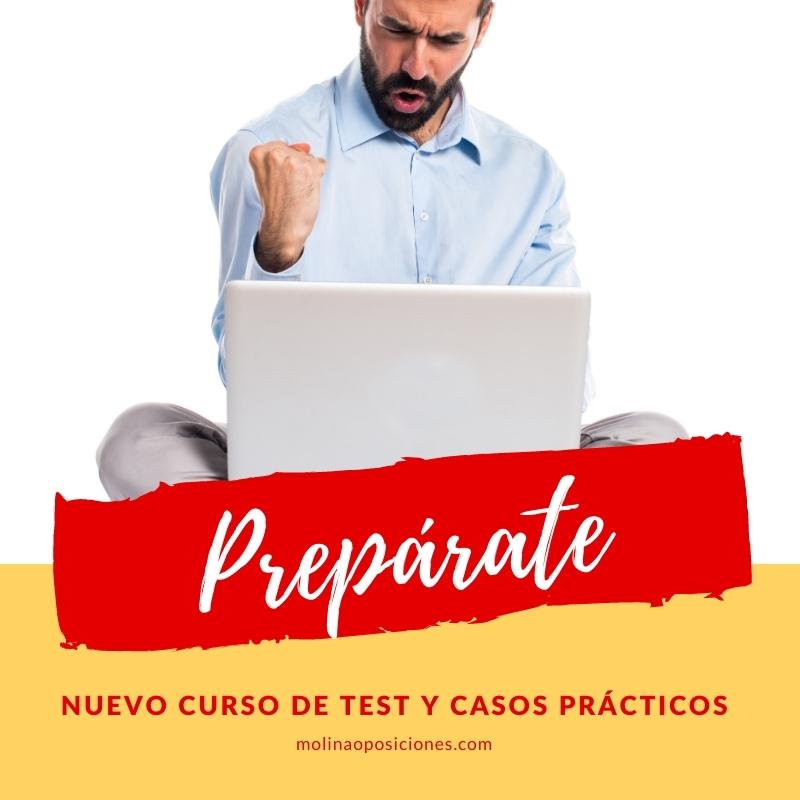 Completa la preparación de tus oposiciones a Justicia con nuestro nuevo Curso de Test