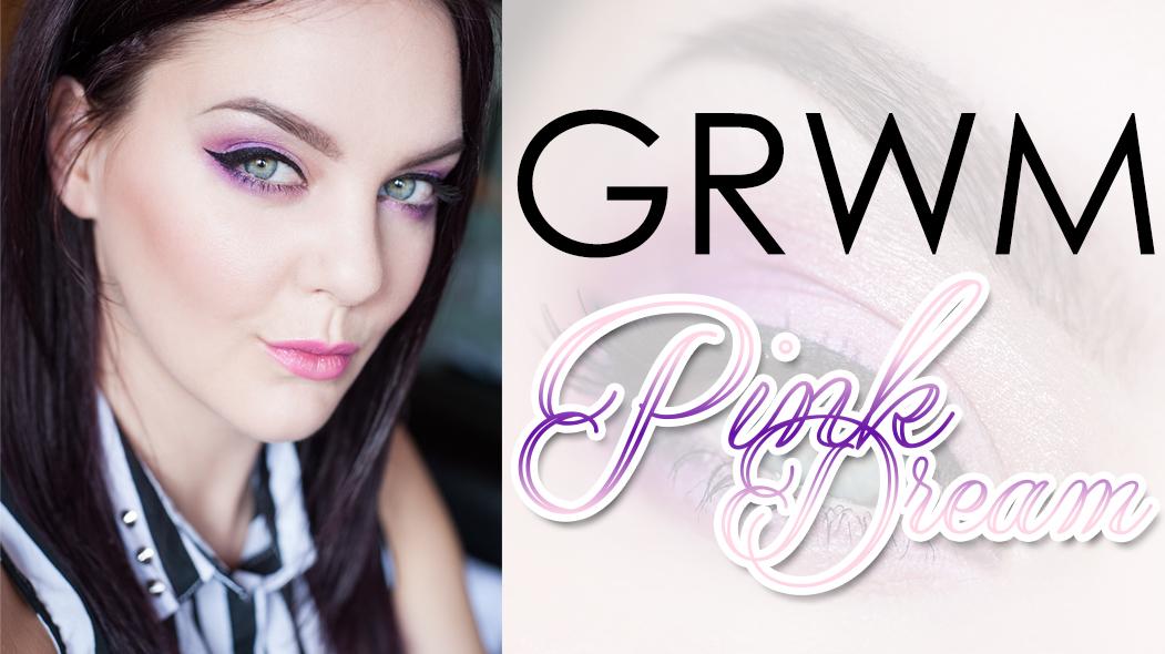 grwm molkan pink dream makeup
