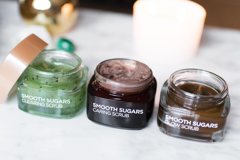 l'oréal paris smooth sugars