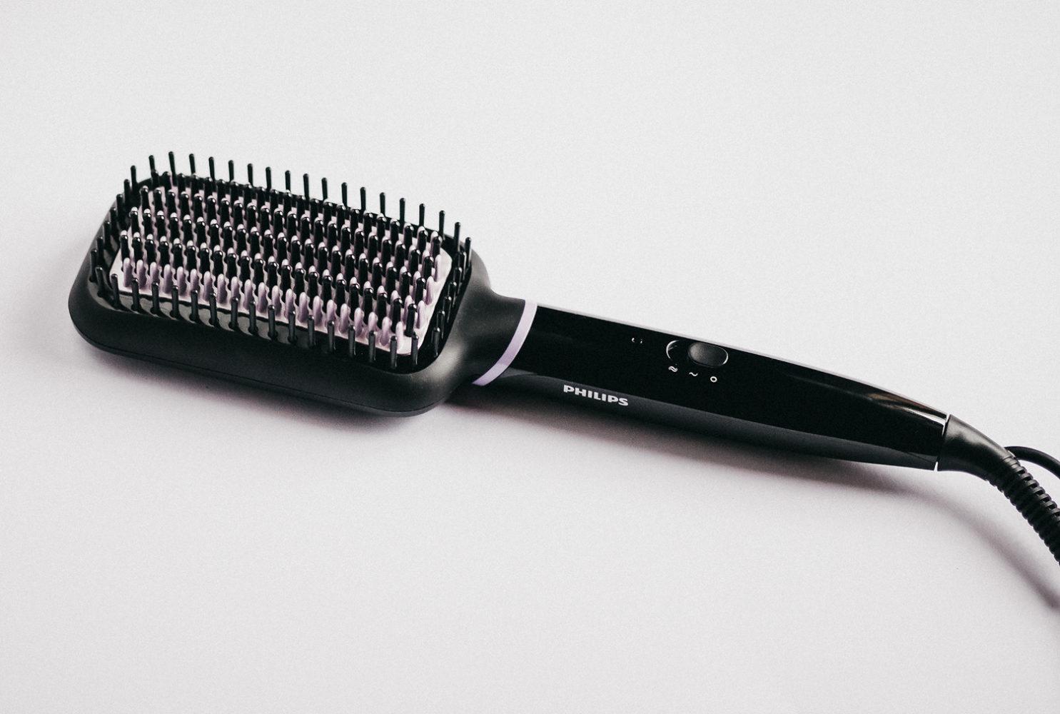 philips hair care plattborste
