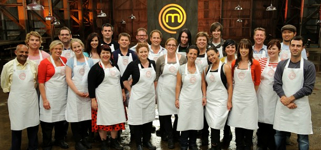 "Masterchef – Week 2 (Or ""A Hat for all Occasions"")"