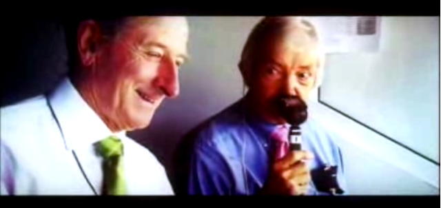 35 years of #cricket on @Channel9 (thanks to Richie Benaud and @liamberkery)