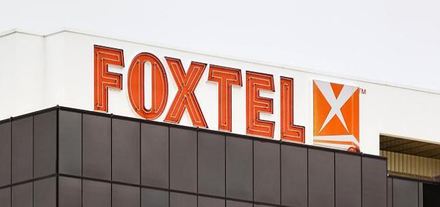 @Foxtel in 2014