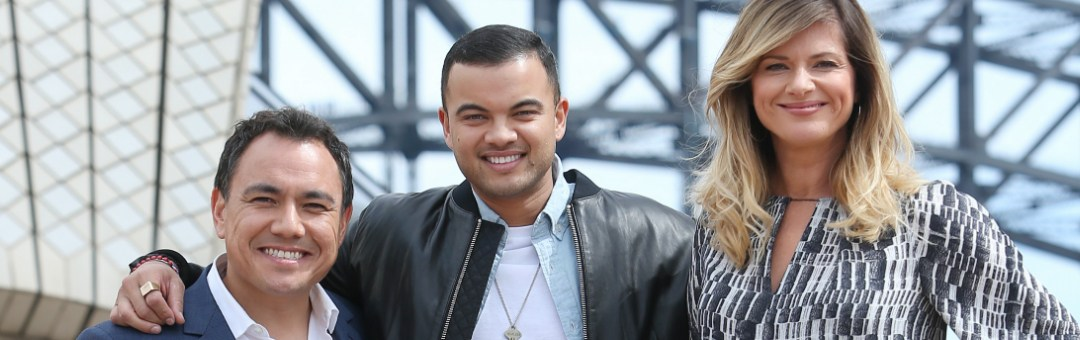 @GuySebastian to represent Australia at @Eurovision Song Contest 2015
