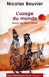 L Usage Du Monde Librairie : usage, monde, librairie, L'usage, Monde, Nicolas, Bouvier, Librairie, Mollat, Bordeaux