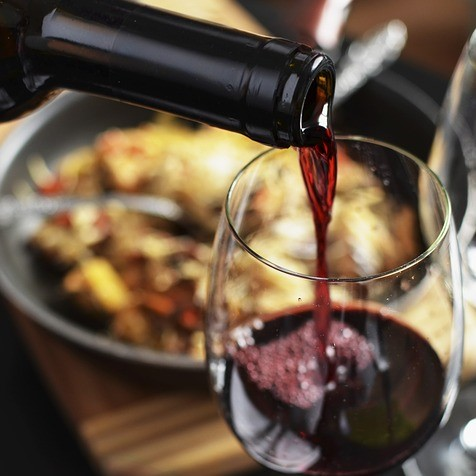 Restaurant Møllehuset frederikshavn vinkort middag med vin