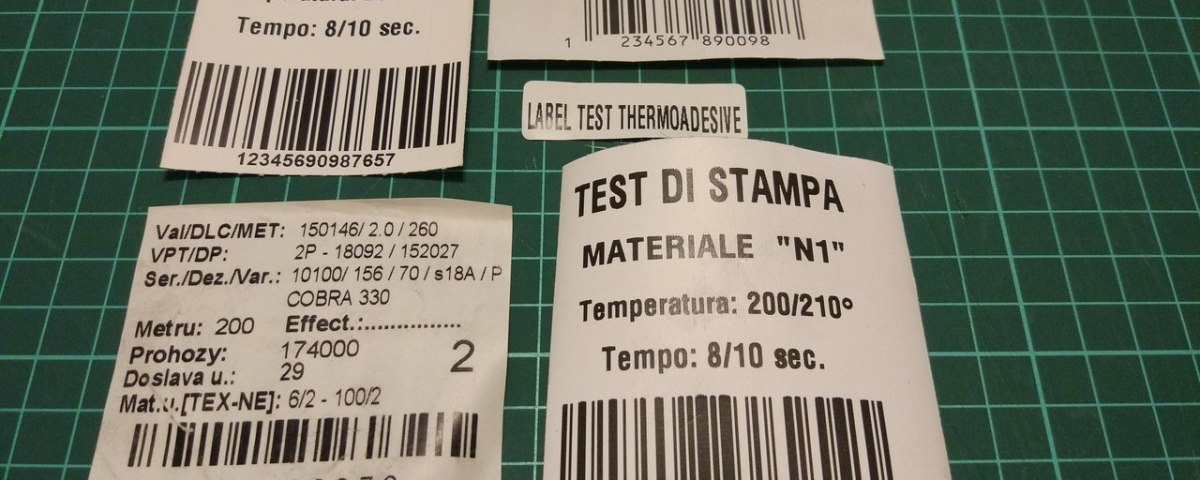 материалы для долговременной маркировки в прачечной