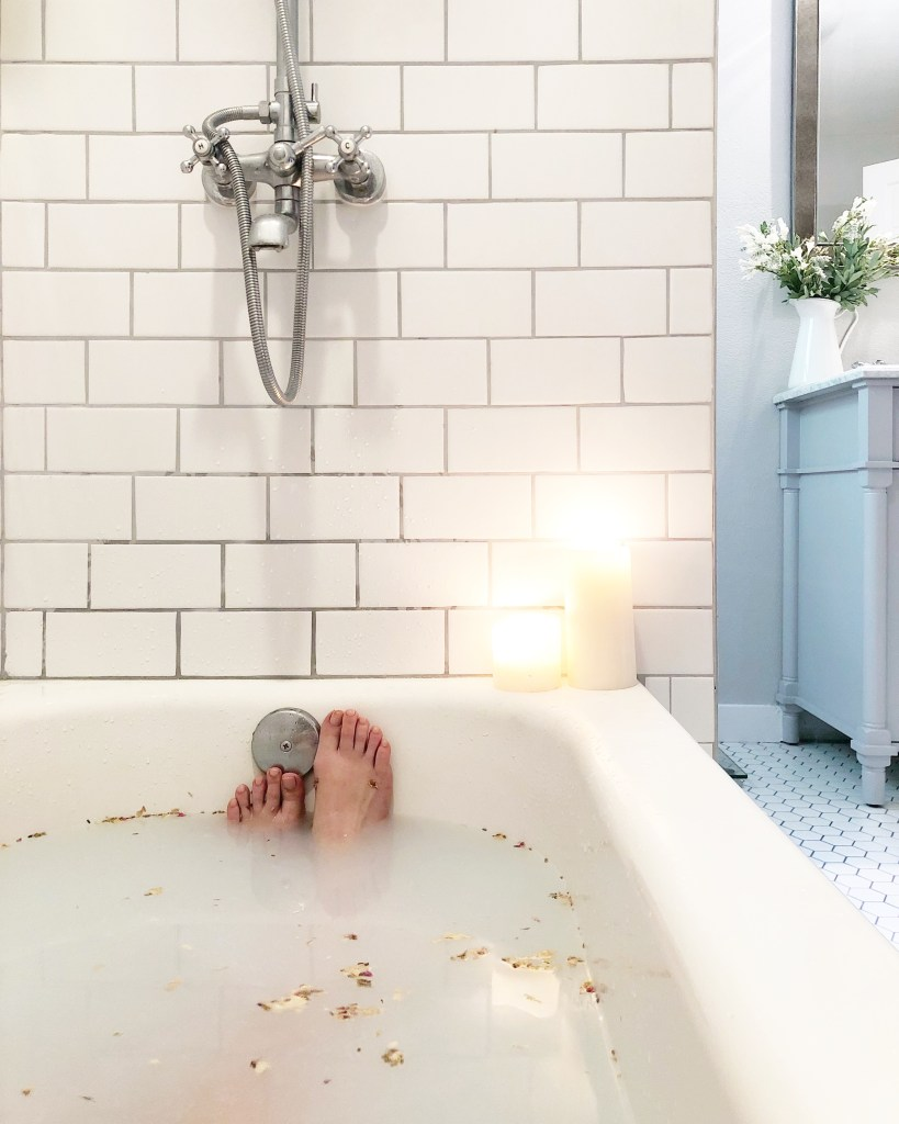 Image result for soothing bath